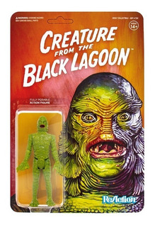 Super 7 Reaction Universal Monsters Black Lagoon Creature