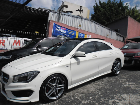 Mercedes-benz Cla250 2.0 Sport Turbo Blindada Guardian N3