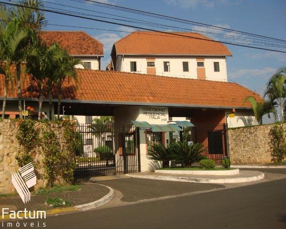 Apartamento Para Venda Residencial Itália Centro, Santa Bárbara D