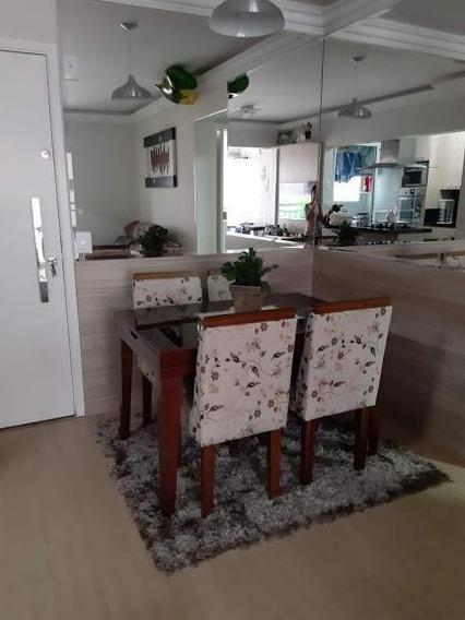 Apartamento Em Vila Augusta, Guarulhos/sp De 64m² 2 Quartos À Venda Por R$ 415.000,00 - Ap308397