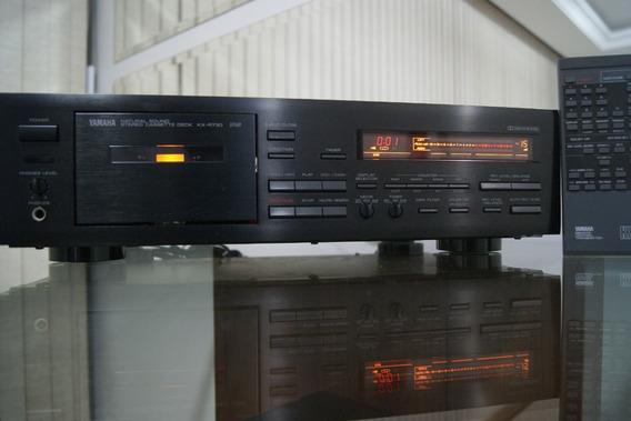 Tape Deck Yamaha Kx-r730 Hi-end Auto Reverse