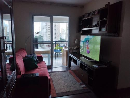 Imagem 1 de 9 de Apartamento - Chacara Inglesa - Ref: 14043 - V-872040