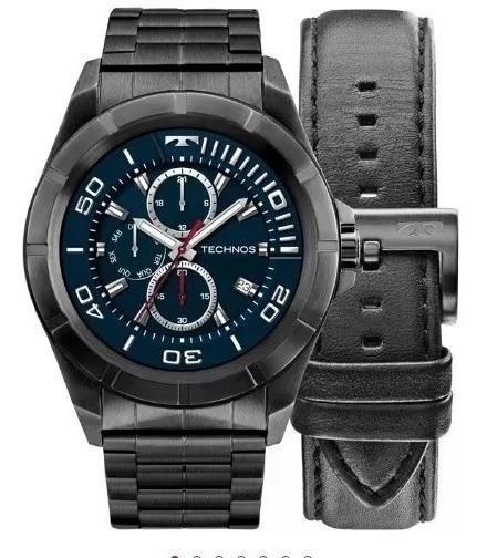 Relógio Masculino Technos Connect Smartwatch T41 Srac/4p