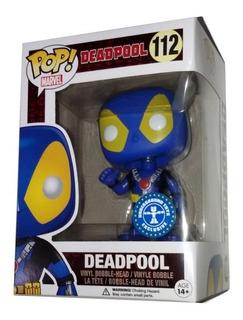 Funko Pop! Deadpool Exclusive Marvel