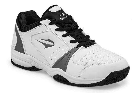 Zapatillas Topper Tenis Rod Original Blancas