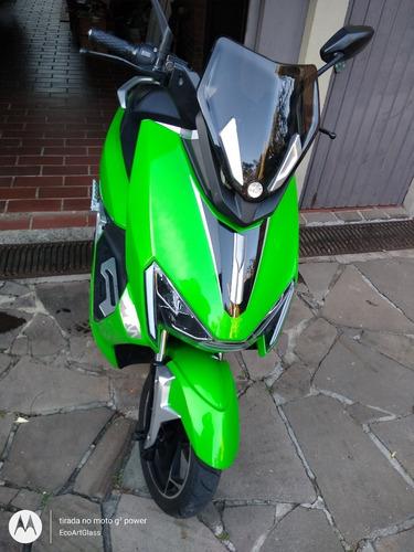 Imagem 1 de 15 de Moto Elétrica Scooter Voltz Ev1 Ano 2020 Modelo 2019