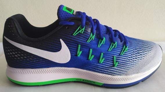 Zapatillas Nike Air Zoom Pegasus 33 Talle 43,5