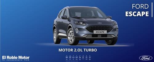 Ford Escape Ecoboost Se 4x2 2021