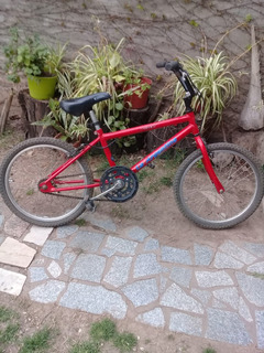 Bicicleta Niño.