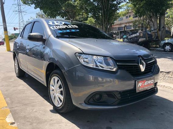 Renault Logan 2019 Expression Completo 24.000 Km Novo