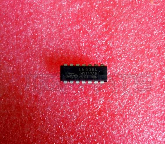 Lm339n Lm339 Ic Comp Quadruple St Ot1
