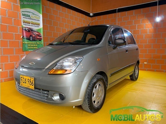 Chevrolet Spark Ls S.a 1.0 2010