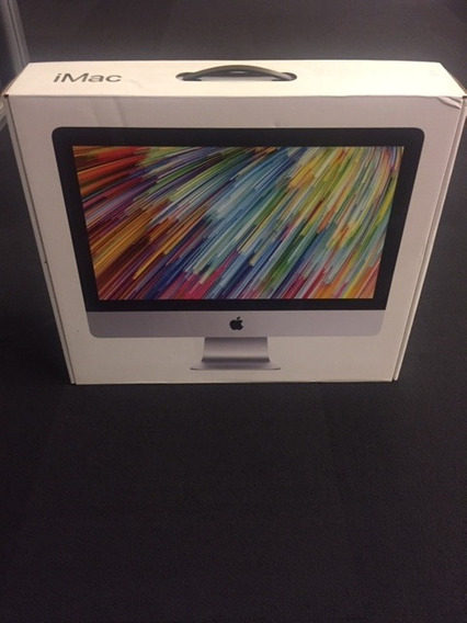 Caixa Vazia iMac Branca
