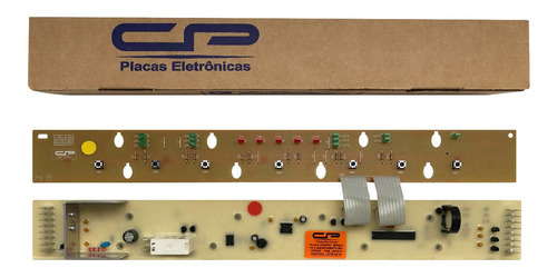Plaqueta Placa Lavarropas Eslabon Lujo Awr680 680/2 680/3 Cp