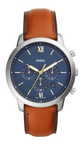 Relógio Fossil Masculino Couro