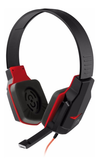Fone De Ouvido Headset Gamer Com Microfone P2 Multilaser