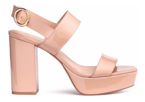 Sandalias Hot Sale Importadas Top Fashion Nuevas T 39