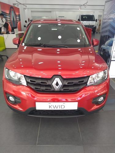 Renault Kwid 1.0   Tomo Usado Y Financio Se