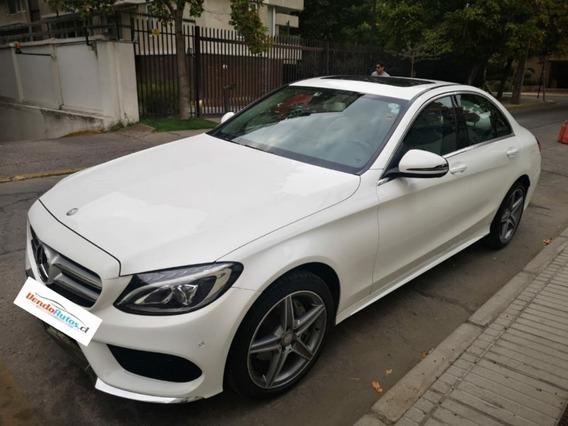 Mercedes C200 2.0 C 200 Auto 2017