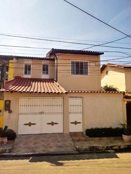 Jardim Alvorada/n.iguaçu. Casa 4 Quartos Sendo 1 Suíte, 2 Banheiros, Churrasqueira E Garagem. - Ca00605 - 33978244