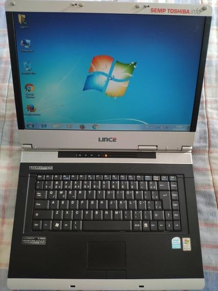 Notebook Semp Toshiba Lincd Il-1522