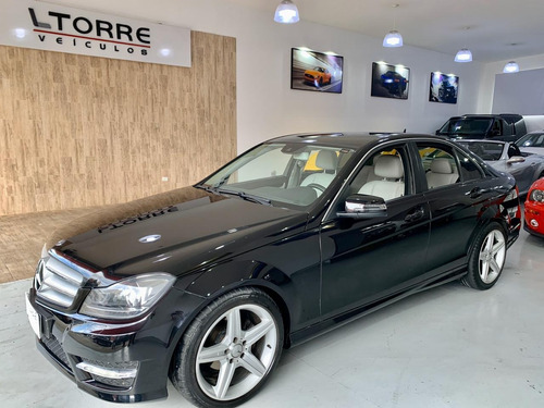 Mercedes Benz C180 1.6 Cgi Sport Turbo Gasolina 4p Aut