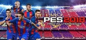 Pes - Pro Evolution Soccer 2018 [pt-br] (download)