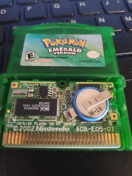Pokémon Emerald Original