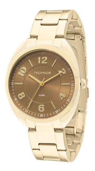 Relógio Technos Elegance Dress Feminino 2035mcf/4m