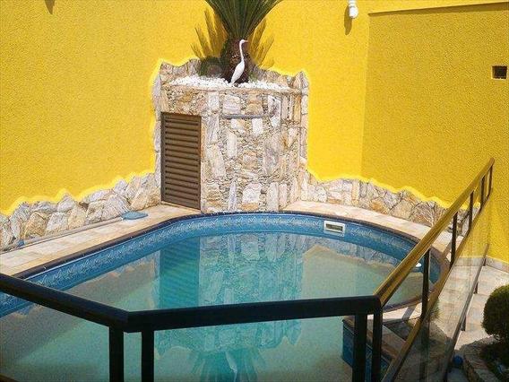 Casa Em Balneário Flórida, Praia Grande/sp De 180m² 4 Quartos À Venda Por R$ 1.100.000,00 - Ca341921