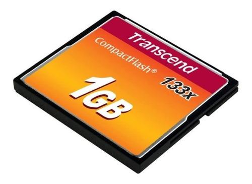 Imagem 1 de 1 de Cartão De Memória Compact Flash 1gb