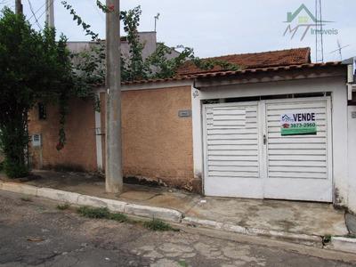 Casa Residencial À Venda, Parque Euclides Miranda, Sumaré. - Ca0411