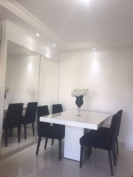 Apartamento Em Condomínio Padrão Para Locação No Bairro Vila Lutecia - 11226gi