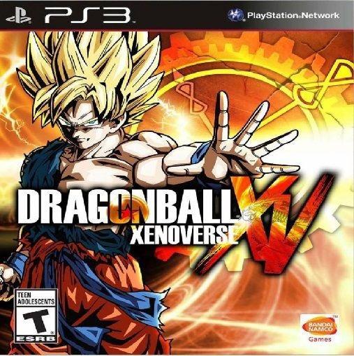 Dragon Ball Z Xenoverse - Psn Ps3