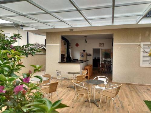Casa Com 3 Dormitórios À Venda, 220 M² Por R$ 870.000,00 - Santa Adélia - Vargem Grande Paulista/sp - Ca1268