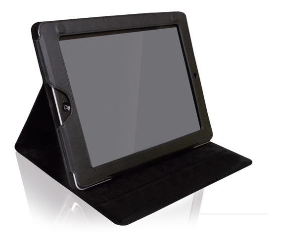 Capa Case E Suporte Para Tablet iPad 10 Em Couro Sintético