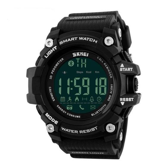 Smartwatch Skmei Masculino A Prova D´água Garantia De 1 Ano