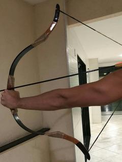 Arco E Flecha Turco - Horsebow Turco 20lb A 40lb