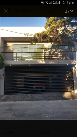 Casa 120m2 Terreno 300 M2 Construccion.3 Recamaras .