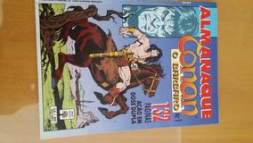 Almanaque Conan O Bárbaro N 1