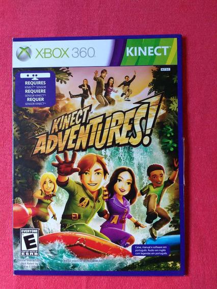 Kinect Adventures Xbox 360 Original
