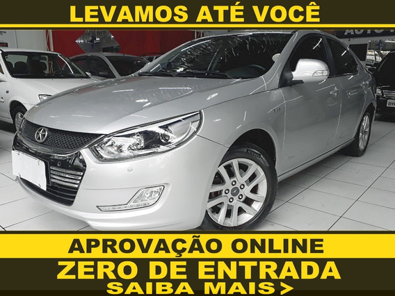 Jac Motors J5 Sedan 1.5 Com Multimídia / Jac J5 Jac5 Jac 5