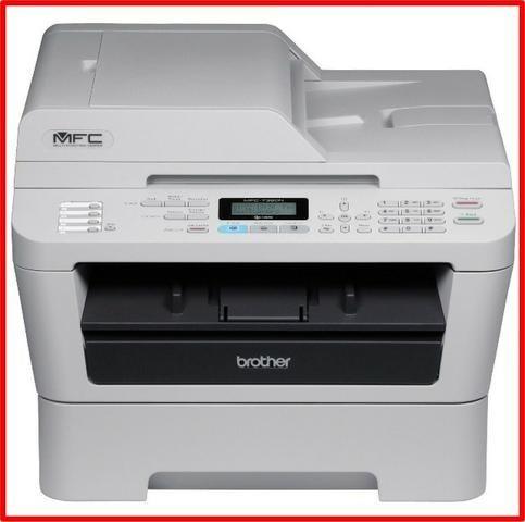 Impressora Brother 7360n Usada Revisada