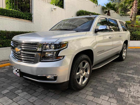 Chevrolet Suburban 2016 Blindada Nivel 3 Plus