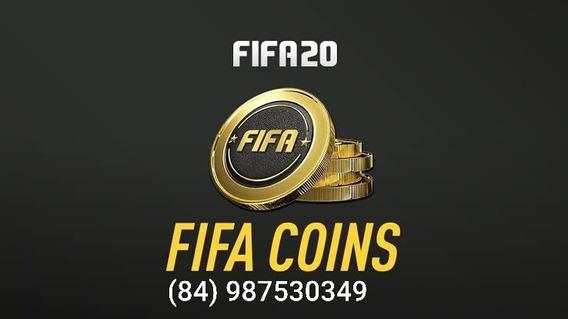 50k De Coins Fifa 20 Pc, Cubro Os 5% Da Ea
