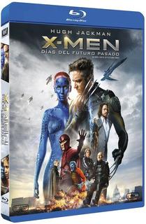Blu Ray X-men Días Del Pasado Futuro ( Sellado)