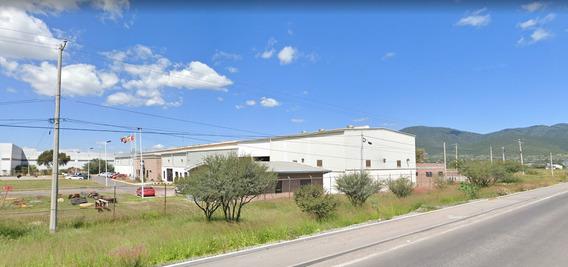 Nave Industrial En Venta En Parque Industrial Querétaro, Qro