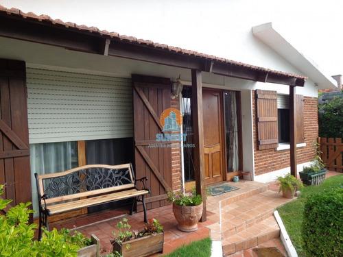 Punta Del Este Casa 3 Dormitorios Zona Mansa - Ref: 261