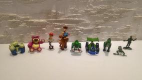 Toy Story Lotso Jessie Woody Aliens Bala No Alvo Rex Gamer