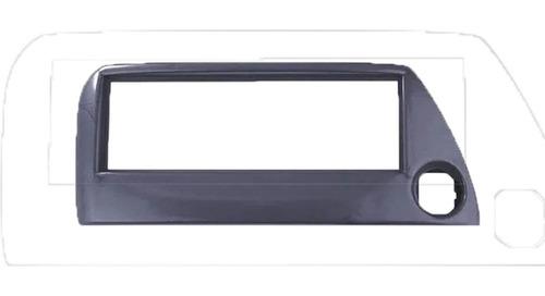 Contra Frente Plástica Ka Com Furo - 1998 Azul